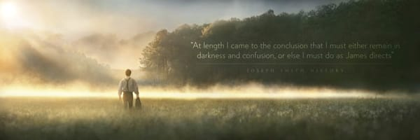 Spring Morning with Quote