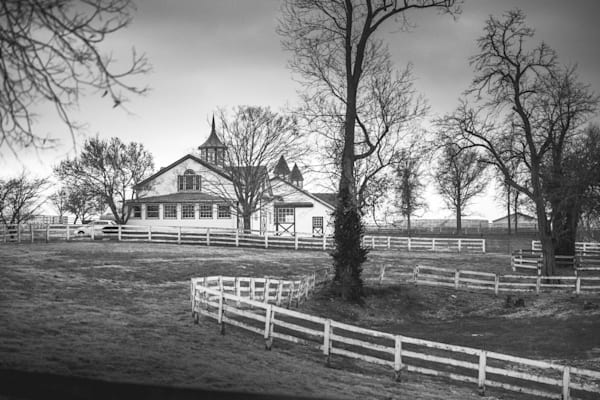 Manchester Farm Stables B&W Photography Art | Studio 221 Photography