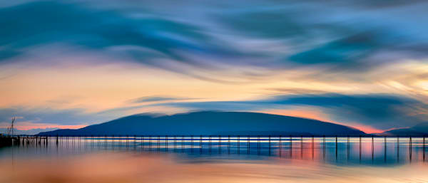 Evening Currents (Limited Edition) by Mark Bergsma. Fine Art Photography from the Pacific Northwest