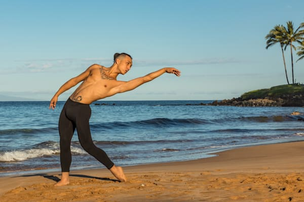 Beach Ballet Photography Art | LightSea Images LLC