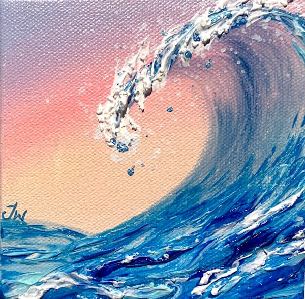 Lahaina Art Gallery features environmental awareness paintings by Jenna Wellein