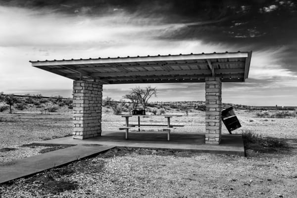 On The Road, West Texas 2 Photography Art   CS Gray Photograpy