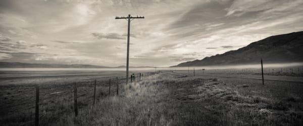 Rolling Fog 2 Photography Art   CS Gray Photograpy