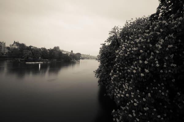 Vltava River, Prague 3