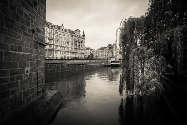 Vltava River, Prague 4 Photography Art | CS Gray Photograpy