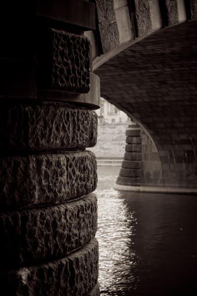 Vltava River, Prague 1