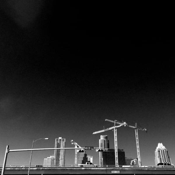 Cranes of I35 ATX