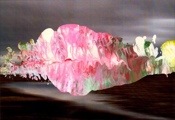 Pink Walrus Art | Maciek Peter Kozlowski Art