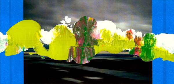 Suspended Eagle Art | Maciek Peter Kozlowski Art