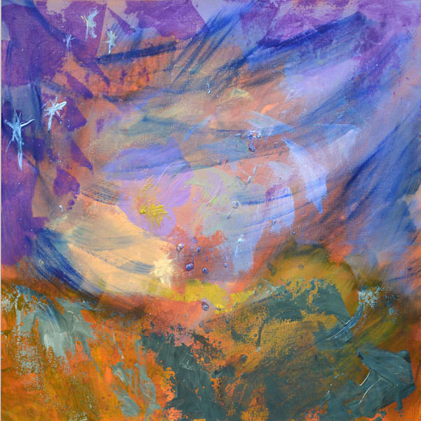 Venus Rising Art | Dorothy Fagan Joy's Garden
