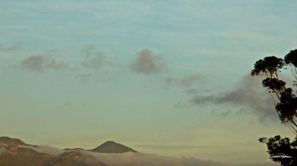 Sunset Mist  Art | JackieRobbinsStudio