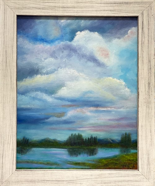 KPugh-Clouds-over-Lake-Original