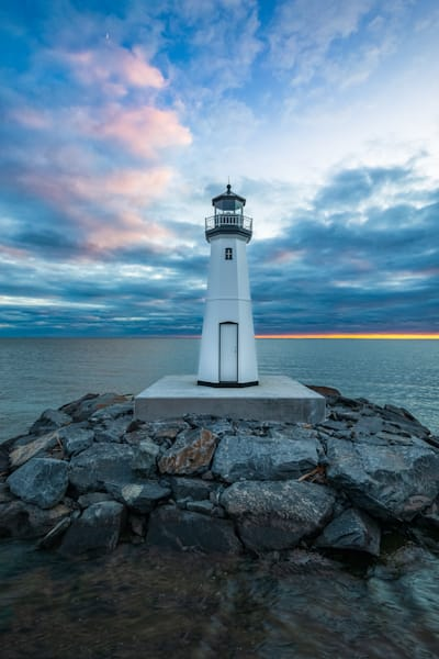 Lighthouses in Long island by Teaga Photo