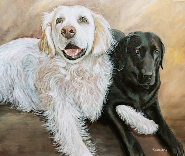 Friends For Life | Kevin Lang Fine Art