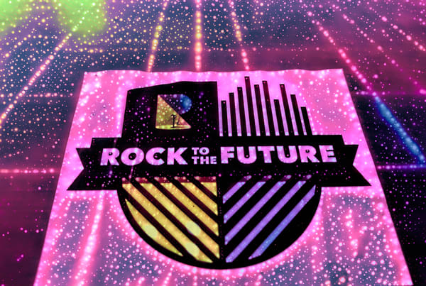 Rock Into The Future|Fine Art Photography by Artist Todd Breitling