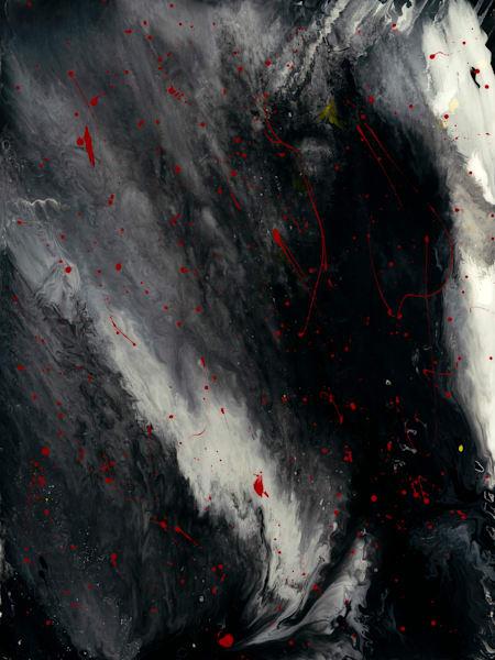 Print Of Conflict Art | Jack Ryser Art