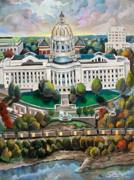 Capital Art | David Spear