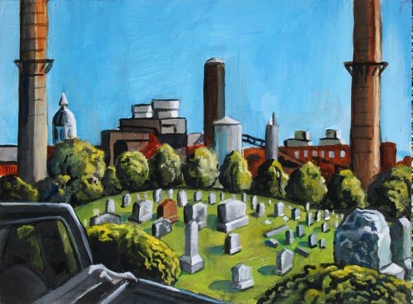 Cemetery Art | David Spear