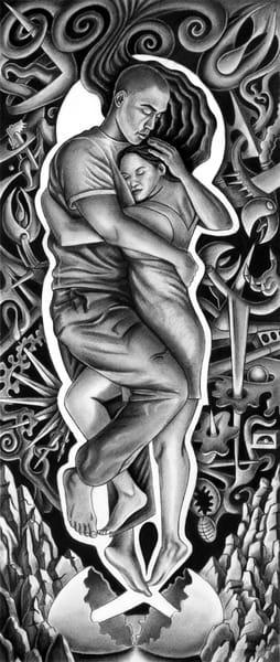 Eros From Choas Art | David Spear