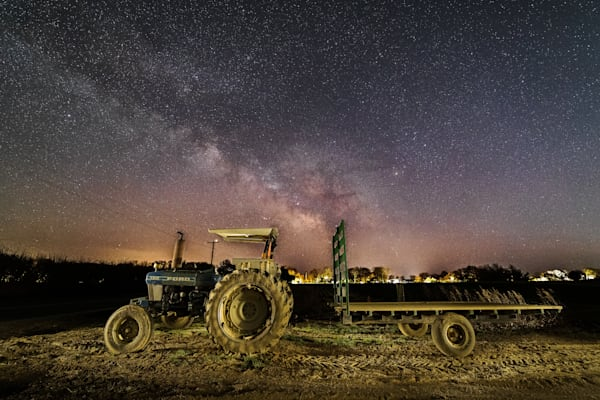 Milky Way photography by David Arteaga of Teaga Photo