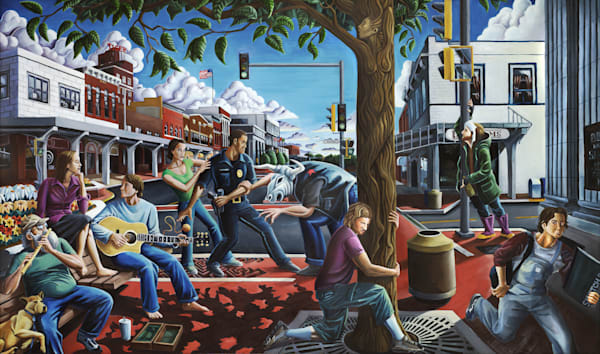 Arcadia Art | David Spear