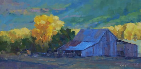 South Fork Sunrise Art | Gary Gore