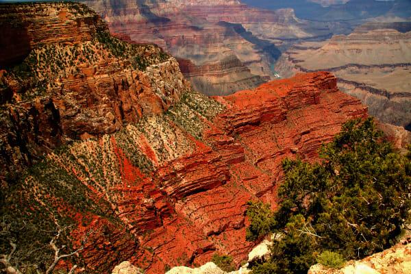 Grand Canyon Rim 2 Art | DocSaundersPhotography