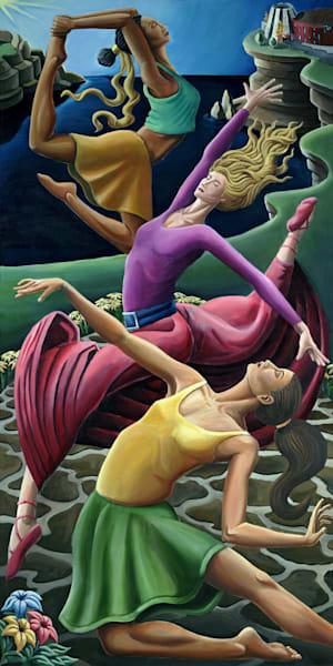 The Three Graces  Art | David Spear