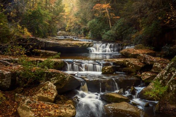 Bark Camp Falls Photography Art | Studio 221 Photography
