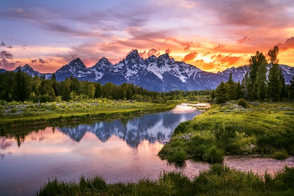 Schwabacher Sunset Photography Art | Studio 221 Photography
