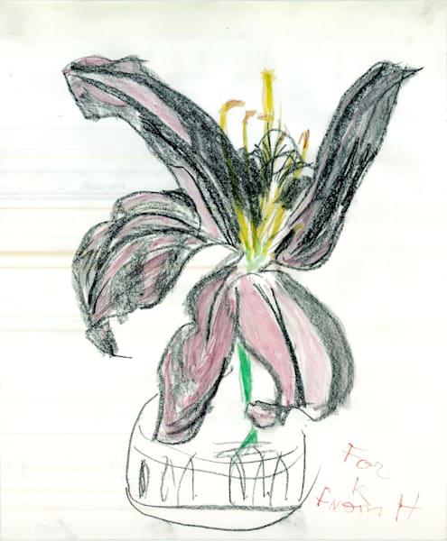 Black Lily Art | Howard Lawrence Fine Art