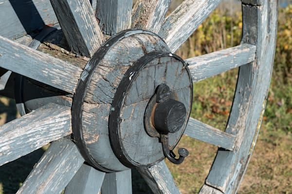 Photography By Festine Revolutionary War Wheel