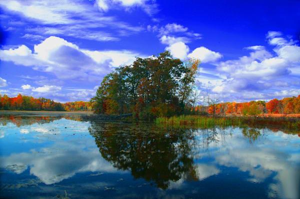 Kensington Lake  Art | DocSaundersPhotography