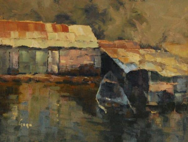 On Lake Victoria Art   Gary Gore