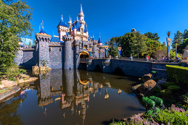 Disneyland Castle - Sleeping Beauty Castle Images