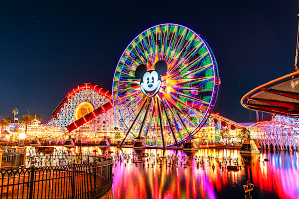 Disneyland Art Gallery: Shop Prints | William Drew Photography