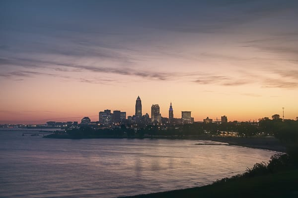 Cleveland Dawn Photography Art | Studio 221 Photography