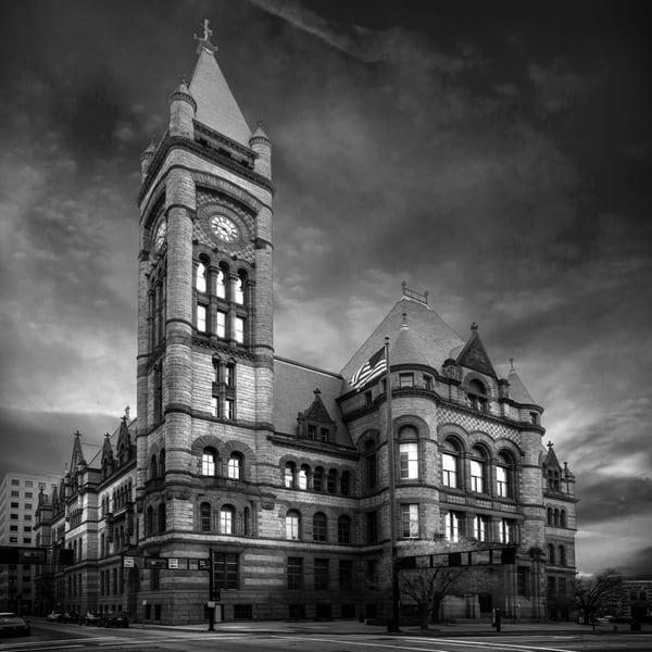 City Hall  Photography Art | Studio 221 Photography