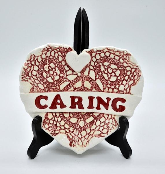 B Hirsh   Caring Dish | Branson West Art Gallery - Mary Phillip