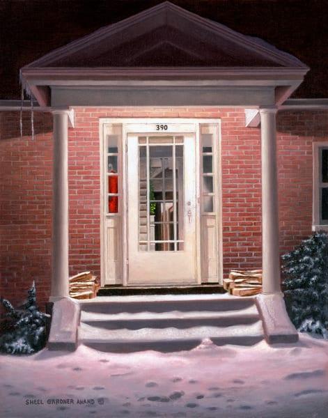 Leave The Light On  Art | The Huntington Studio