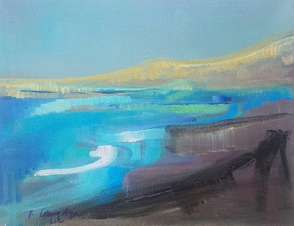 Sea Swirl Art | Peg Connery-Boyd Artwork