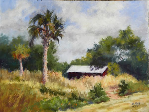 Cracker Country, From an Original Oil Painting