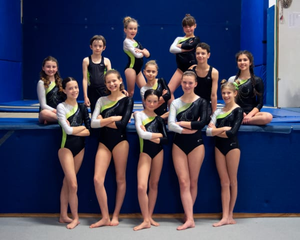 Tramp and Tumble Team