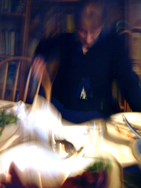 Monica Mourning The Ghost At The Wake Art | Maciek Peter Kozlowski Art