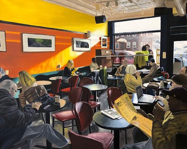 The Open Table Art | Brendan Kramp Studio & Workshop