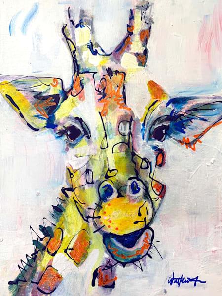 Gina the Giraffe