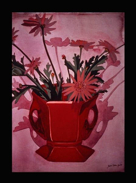 Daisies Art | JackieRobbinsStudio