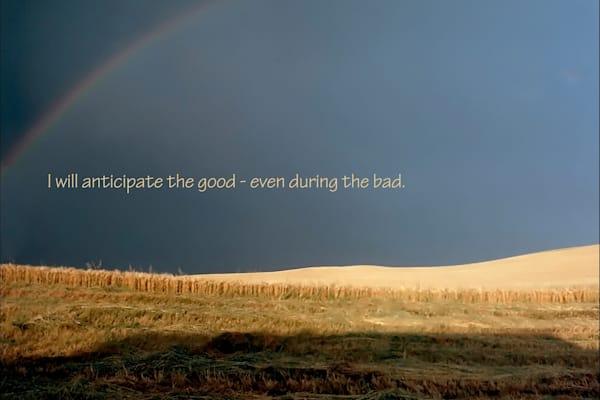 Anticipate Good
