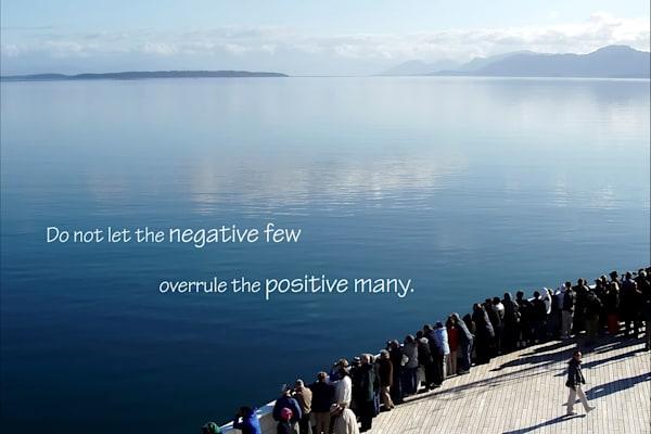 Negative Few