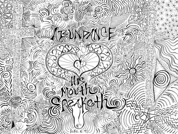 Abundance Art | COLORME Art Spa